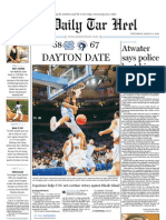 The Daily Tar Heel for March 31, 2010