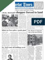 Tarlac Times May 10 2009