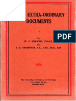These Extra Ordinary Documents Opt
