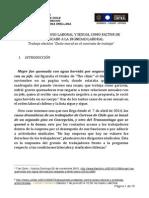 ANALISIS DEL ACOSO LABORAL Y SEXUAL COMO FACTOR DE MENOSCABO A LA DIGNIDAD LABORAL