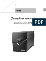 PowerMust 424,636,848 UserManual