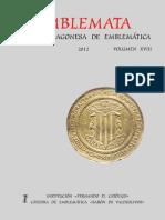 EMBLEMATA XVIII