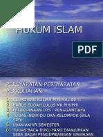 Hukum Islam ppt