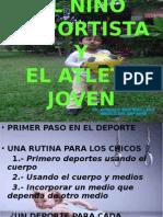 2 . EL NIÑO DEPORTISTA.ppt