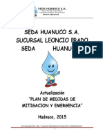 Plan de Contingencias Ultimo 2009 Modificado 002