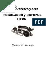 Manual Regulador y Octopus Tifon