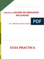 INVESTIGACIÓN DE MERCADOS APLICADOS