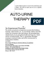 Auto Urine Therapy