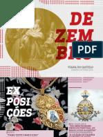 Agenda Cultural de Dezembro 2015