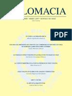 Revista Diplomacia Nº 118
