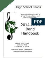 my band handbook