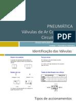 EFA - Pneumática e Hidráulica - Válvulas e Circuitos