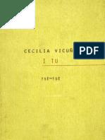 i Tu - Cecilia Vicuña