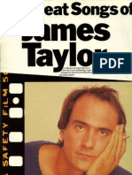 The Great Songs of James Taylor (PVG)(49pp)_R