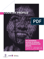 Country Profile on Universal Access to Sexual and Reproductive Rights