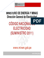 2 Nuevo Codigo Nacional de Electricidad Suministro 2011