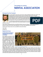 Association Newsletter November 2015