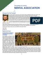 Association Newsletter November 2015