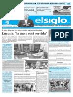 Edicion Impresa El Siglo 04-12-2015