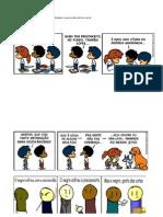 TIRINHAS Preconceito Étnico-racial