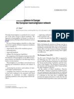 2001 Haemovigilance in Europ[1]