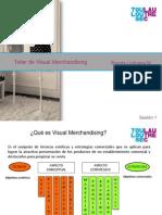 Taad Vm_visual Merchandising