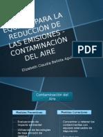 Equipos Para La Reducción de Las Emisiones
