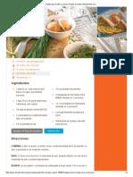 Sándwiches de Atún y Queso _ Recetas de Nestlé _ ElMejorNido