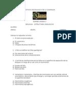 PETROLERA - Examen Geologia 2