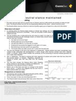 Economic Insight Report-06 Oct 15