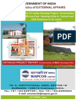 Detailed Project Report (862 Housing Units)