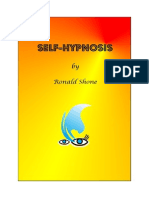 Self Hypnosis Book Ronald Shone
