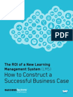 Successfactors LMS ROI