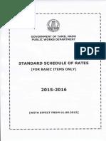 PWD SOR-2015-16