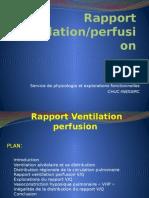 rapport ventilation perfusion aissaoui