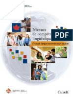 Competence Linguistique