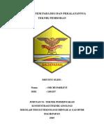 Resume Sistem Pada Rig Dan Peralatannya
