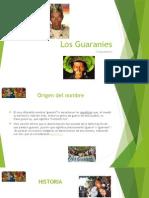 Presentación Guaranies