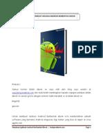 Cara Mudah Buat Aplikasi Android Bentuk eBook .