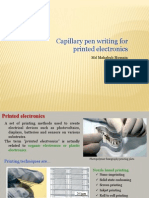 Capillary Pen Part1