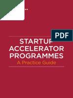 Startup Accelerator Programmes