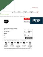 AirAsia | Web Check-In