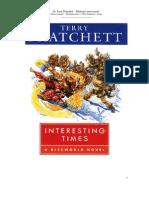 Terry Pratchett Interesting Times ITA