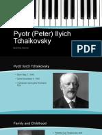 pyotr peter ilyich tchaikovsky 1