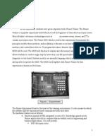 microprocessor lab report