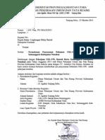 Surat Rekom UKL-UPL Seiminggaris