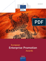 European Enterprise Promotion Awards Compendium 2015 in English
