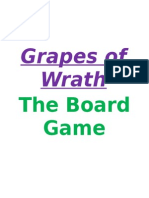 the grapes of wrath board game