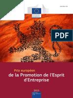European Enterprise Promotion Awards Compendium 2015 in French