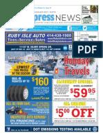 Milwaukee West, North Express News 12/10/15